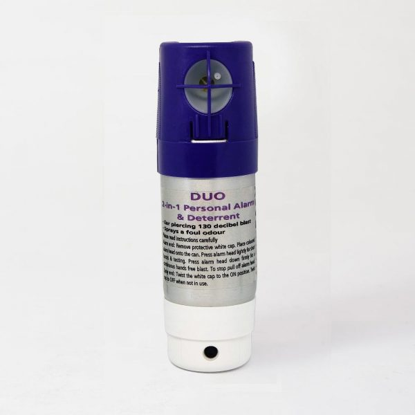 DUO 3 in 1 Alarm Deterrent