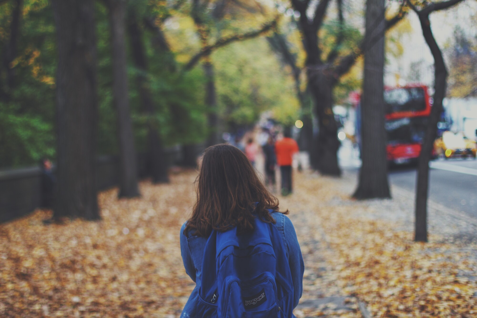 preparing your child to walk home from school